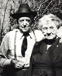 Louis and Louisa Schillinger