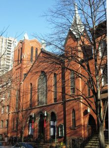Zion German Evangelical Lutheran Church, Brooklyn Heights